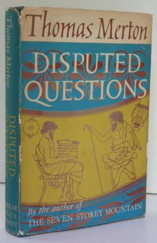 9780374140618: Disputed Questions