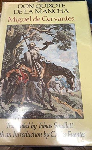 9780374142322: The adventures of Don Quixote de la Mancha