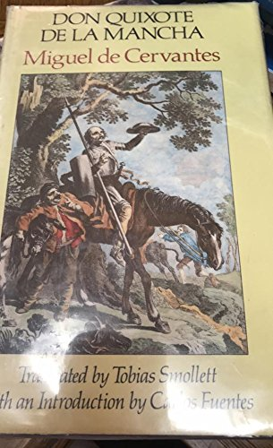 9780374142322: The adventures of Don Quixote de la Mancha