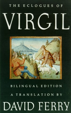 9780374146344: The Eclogues of Virgil: A Translation