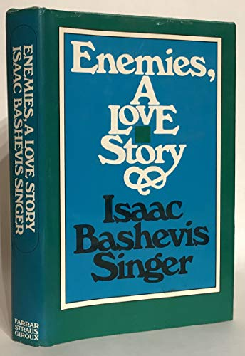 9780374148300: Enemies, a Love Story