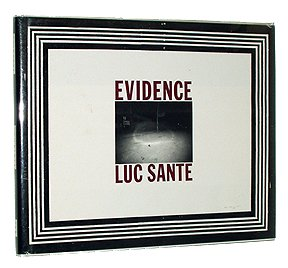 9780374150501: Evidence