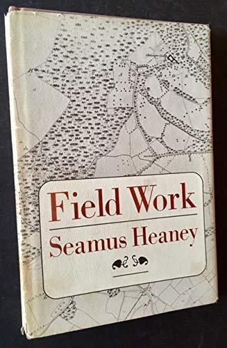 9780374154820: Field work: [poems]