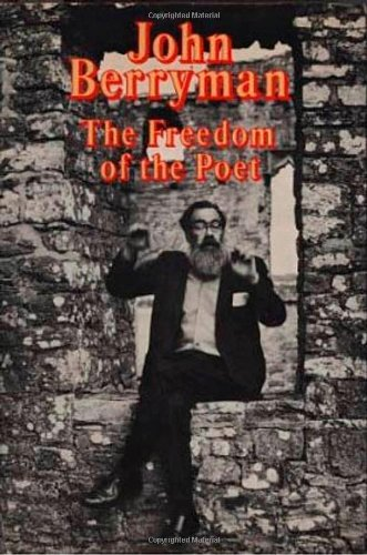 9780374158484: The Freedom of the Poet