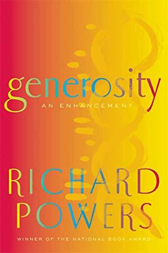 9780374161149: Generosity: An Enhancement