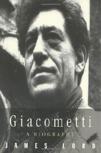 9780374161989: Giacometti: A Biography
