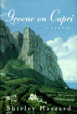 9780374166755: Greene on Capri: A Memoir