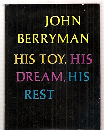 9780374170288: His Toy, His Dream, His Rest