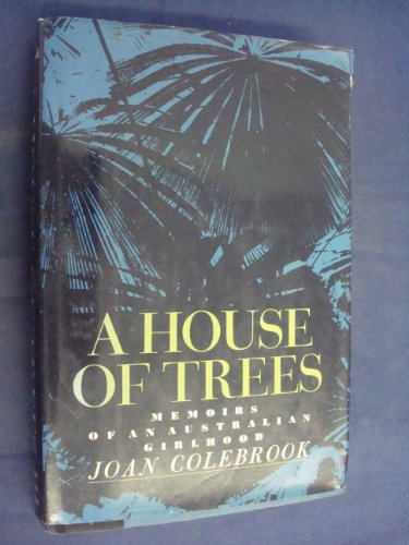 9780374173104: A house of trees