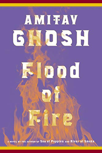 9780374174248: Flood of Fire: 3 (Ibis Trilogy)