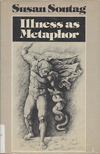 9780374174439: Illness as Metaphor [First Printing]