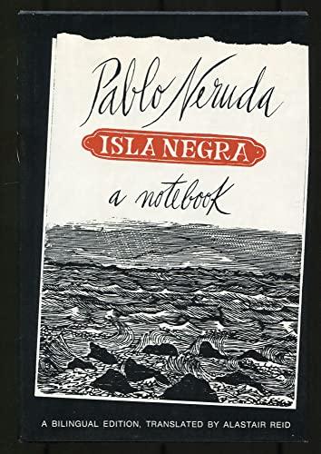 9780374177591: Isla Negra: A notebook