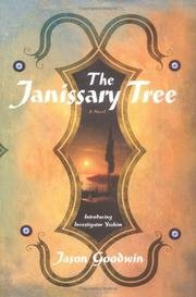 9780374178567: The Janissary Tree. Signed.