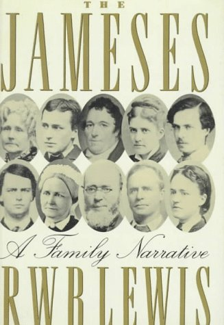 9780374178611: The Jameses: A Family Narrative