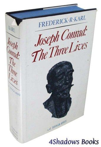 9780374180140: Joseph Conrad: The Three Lives : A Biography