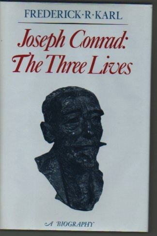 9780374180140: Joseph Conrad: The Three Lives : A Biography
