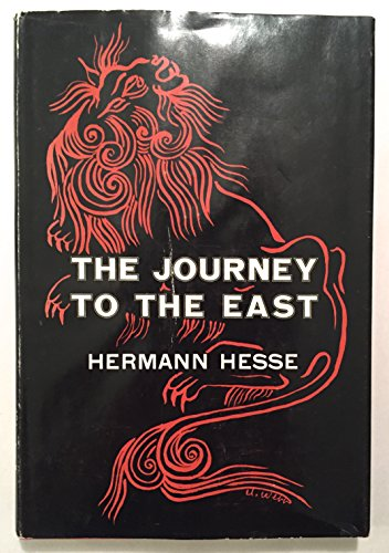 9780374180362: The Journey to the East
