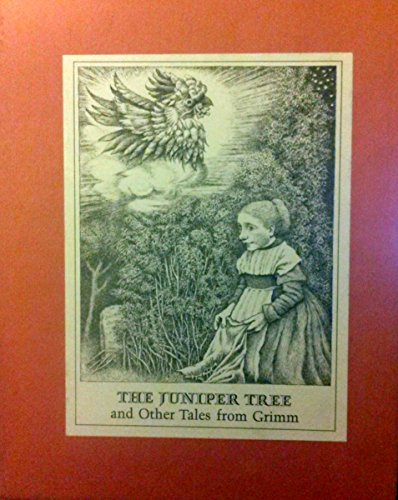 9780374180577: THE JUNIPER TREE and Other Tales from Grimm (2 volumes in a slip case)