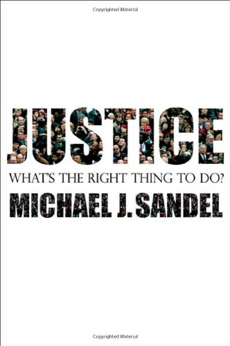 9780374180652: Justice: What's the Right Thing to Do?