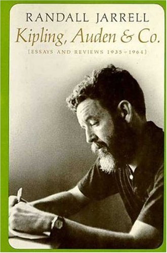9780374181536: Kipling, Auden and Co.: Essays and Reviews 1935-1964
