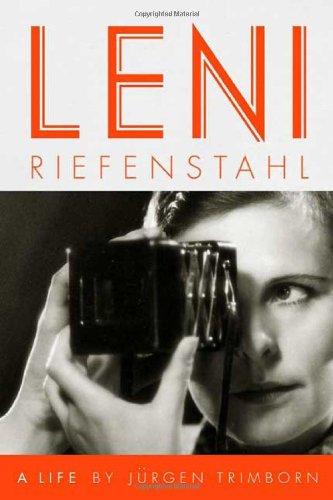 9780374184933: Leni Riefenstahl: A Life
