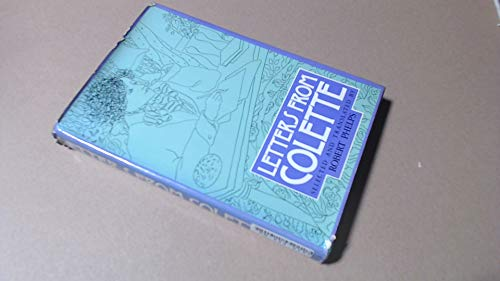9780374185091: Letters from Colette