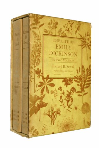 9780374186968: The Life of Emily Dickinson,