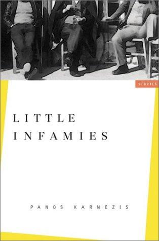 9780374189372: Little Infamies: Stories