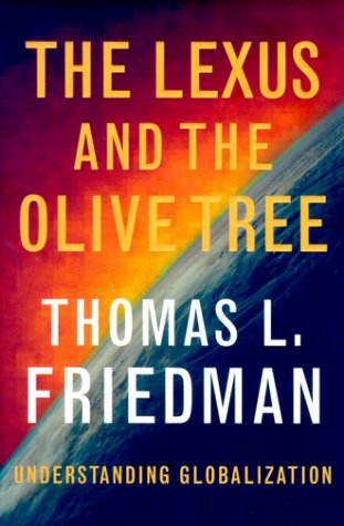 9780374192037: The Lexus and the Olive Tree