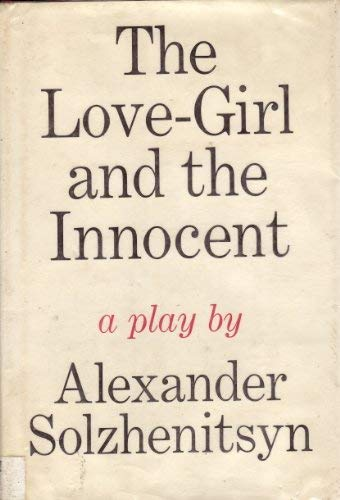 9780374192969: The Love-Girl and the Innocent