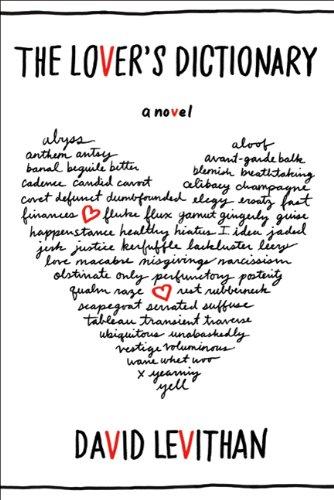 9780374193683: The Lover's Dictionary: A Novel