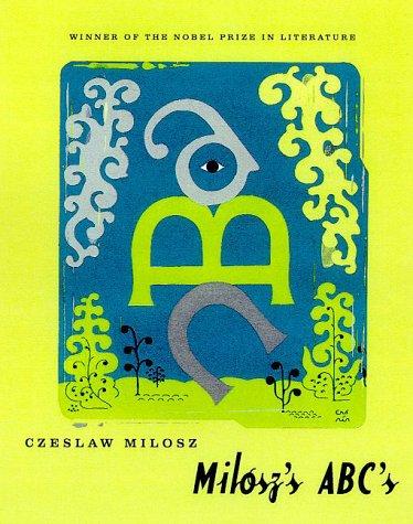 9780374199777: Milosz's ABC's