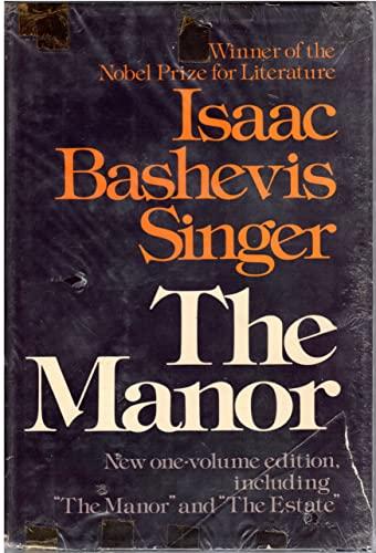 9780374202255: The manor
