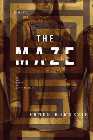 9780374204808: The Maze