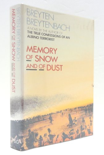 9780374207663: Memory of Snow and of Dust