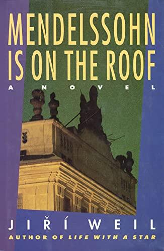 9780374208103: Mendelssohn is on the Roof