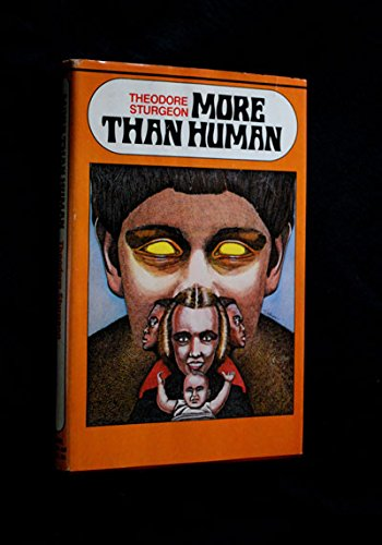 9780374212926: More Than Human