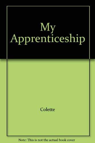 9780374216603: My Apprenticeship