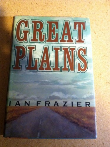 9780374217235: Great Plains