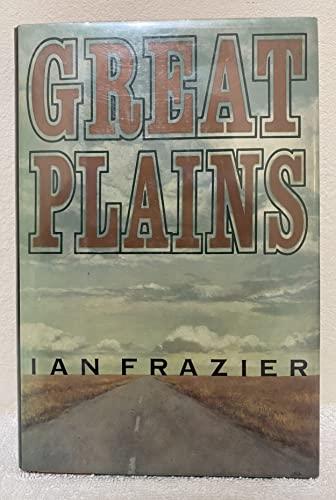 9780374217235: Great Plains