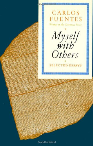 9780374217501: Myself With Others: Selected Essays