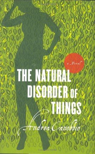 9780374219611: The Natural Disorder of Things: A Novel