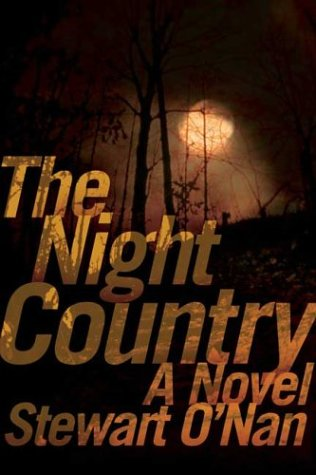 9780374222154: The Night Country (O'nan, Stewart)