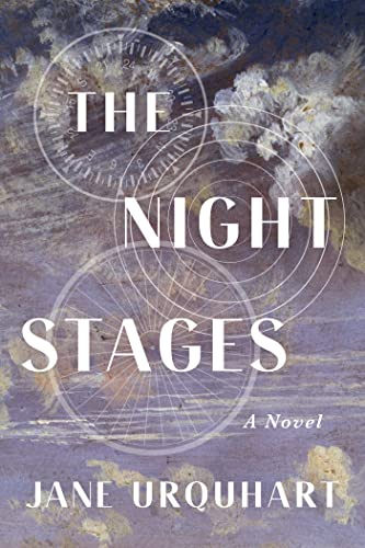 9780374222192: The Night Stages: A Novel