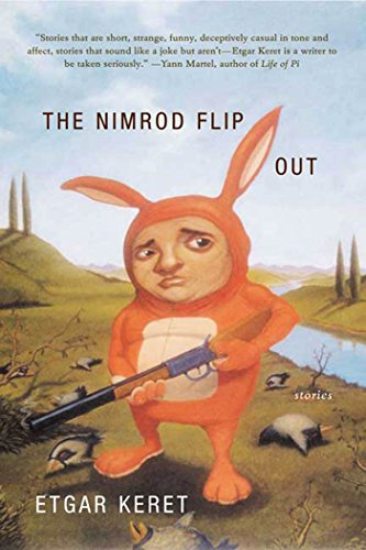9780374222437: The Nimrod Flipout: Stories