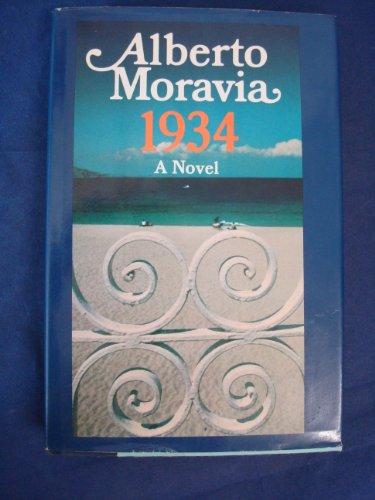 9780374222543: 1934 (English and Italian Edition)