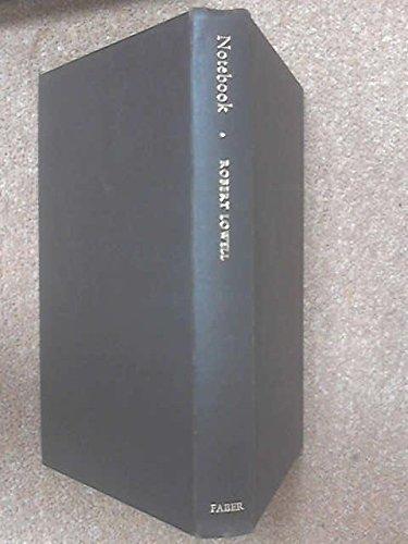 9780374223250: Notebook.
