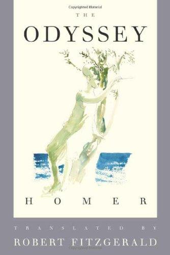 9780374224387: The Odyssey: The Fitzgerald Translation