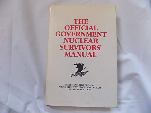 The Official Government Nuclear Survivors' Manual: Irene Friedman