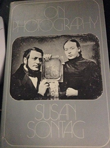 On Photography: Sontag, Susan (Signed)